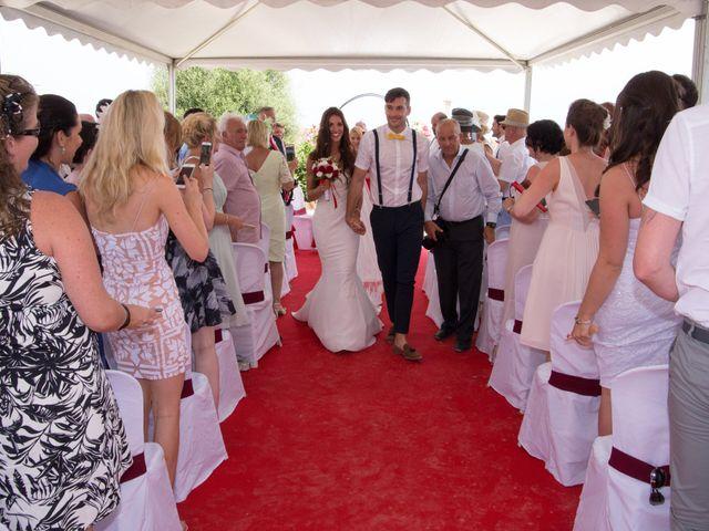 La boda de Tom y Becky en Pueblo Benalmadena, Málaga 16