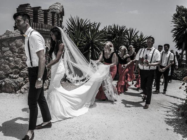 La boda de Tom y Becky en Pueblo Benalmadena, Málaga 17