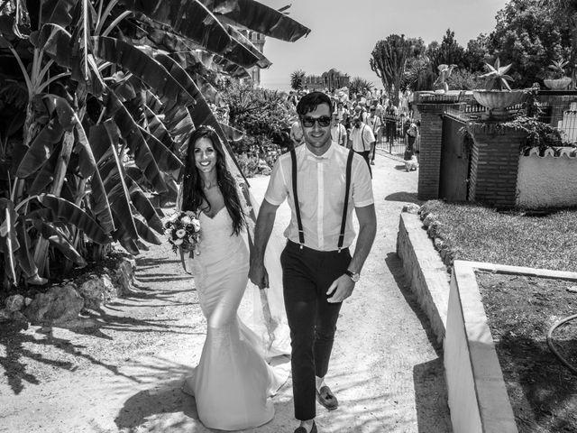 La boda de Tom y Becky en Pueblo Benalmadena, Málaga 19