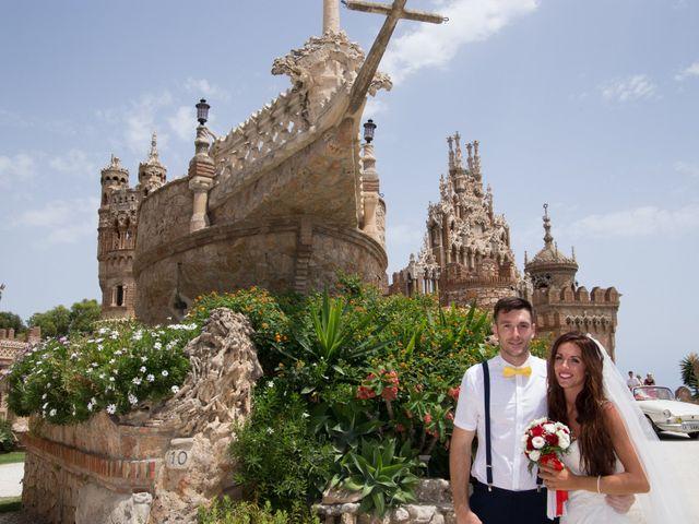 La boda de Tom y Becky en Pueblo Benalmadena, Málaga 20