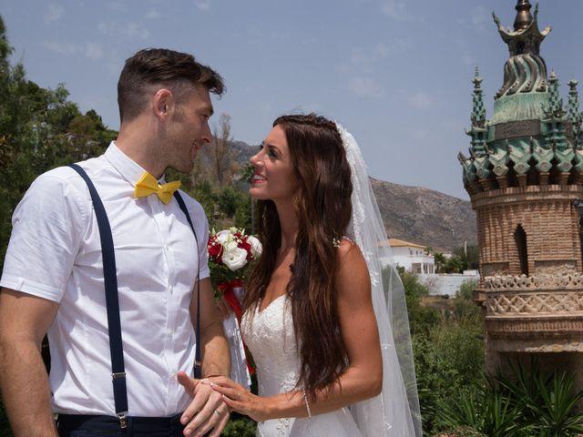 La boda de Tom y Becky en Pueblo Benalmadena, Málaga 22
