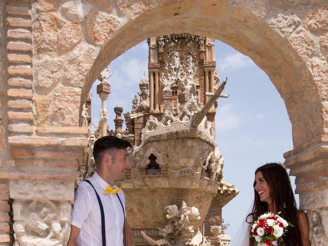 La boda de Tom y Becky en Pueblo Benalmadena, Málaga 23