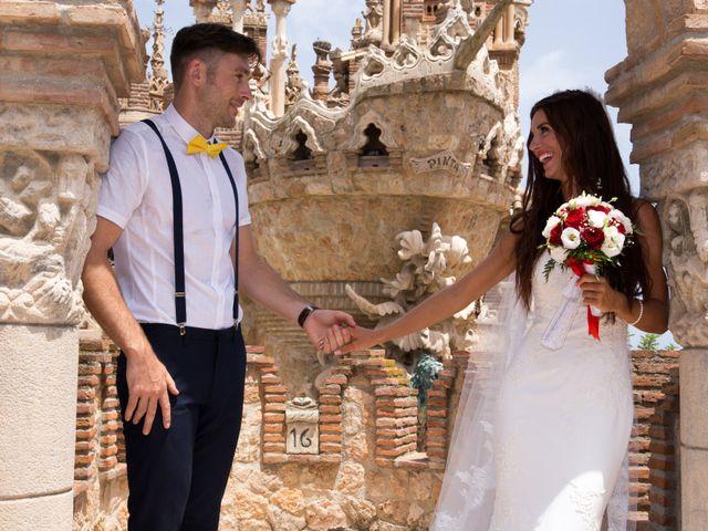 La boda de Tom y Becky en Pueblo Benalmadena, Málaga 24