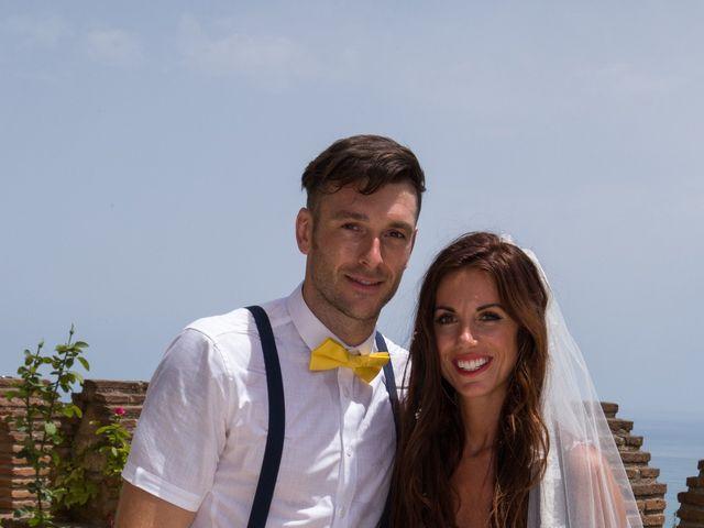 La boda de Tom y Becky en Pueblo Benalmadena, Málaga 26