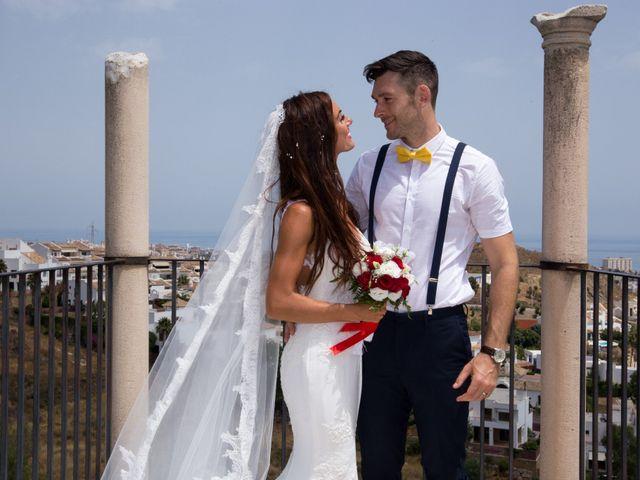 La boda de Tom y Becky en Pueblo Benalmadena, Málaga 27
