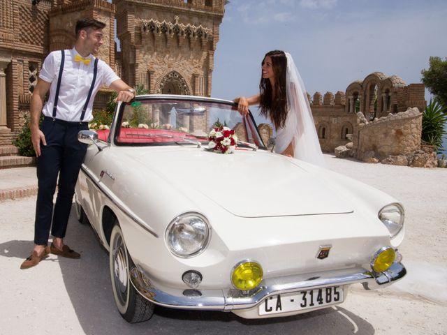 La boda de Tom y Becky en Pueblo Benalmadena, Málaga 30