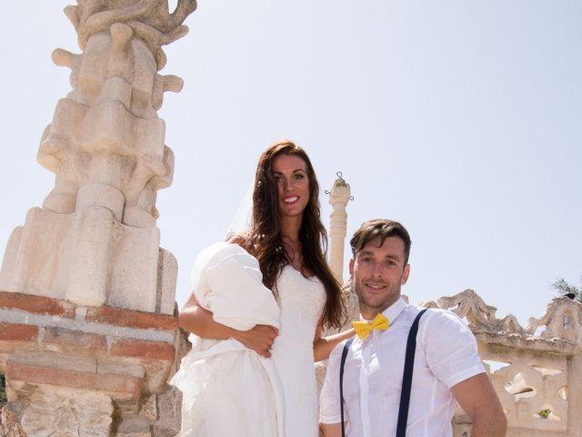 La boda de Tom y Becky en Pueblo Benalmadena, Málaga 31