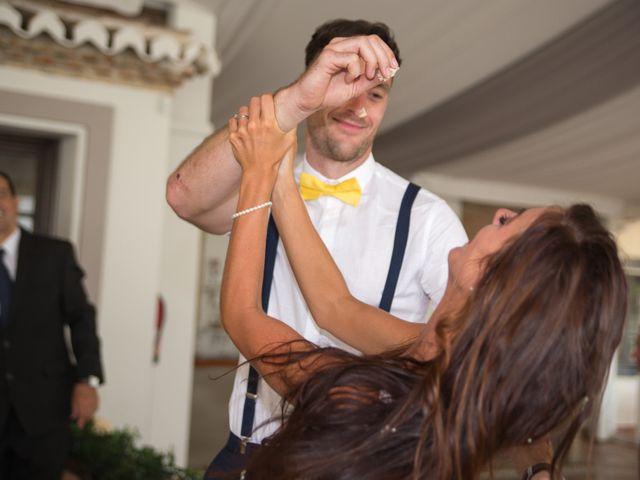 La boda de Tom y Becky en Pueblo Benalmadena, Málaga 37