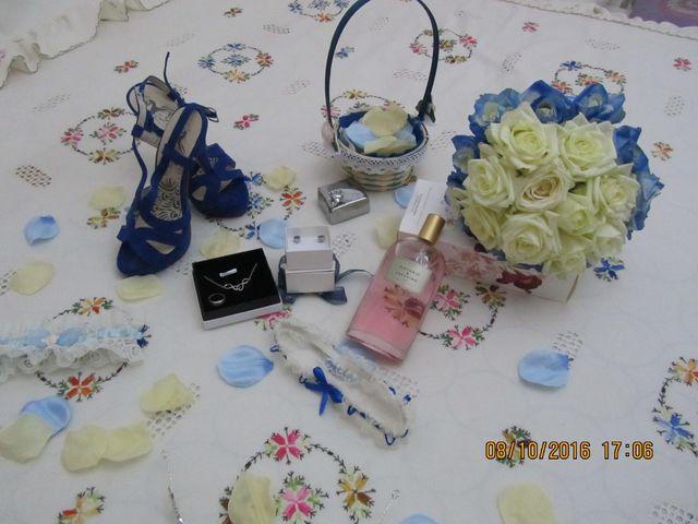 La boda de Cristina y Alejandro en La Ribera, Murcia 5