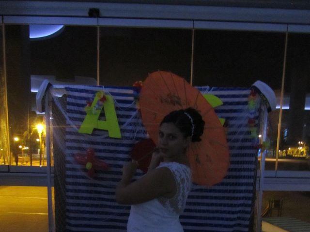 La boda de Cristina y Alejandro en La Ribera, Murcia 7