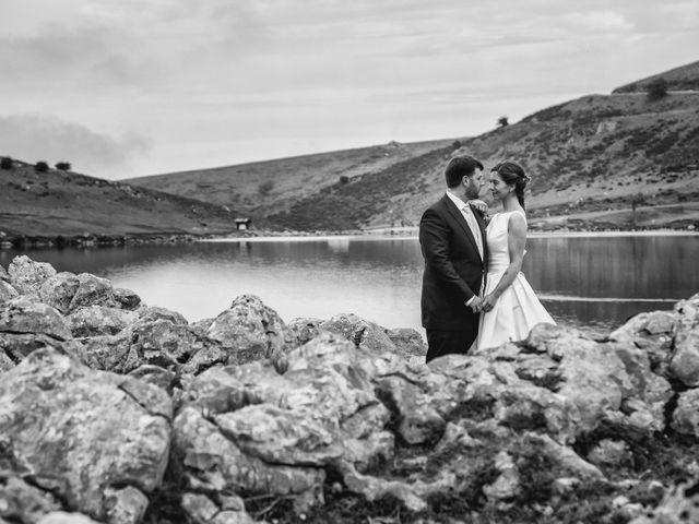 La boda de Manu y Claudia en Cangas De Onis, Asturias 20