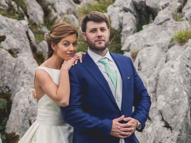 La boda de Claudia y Manu