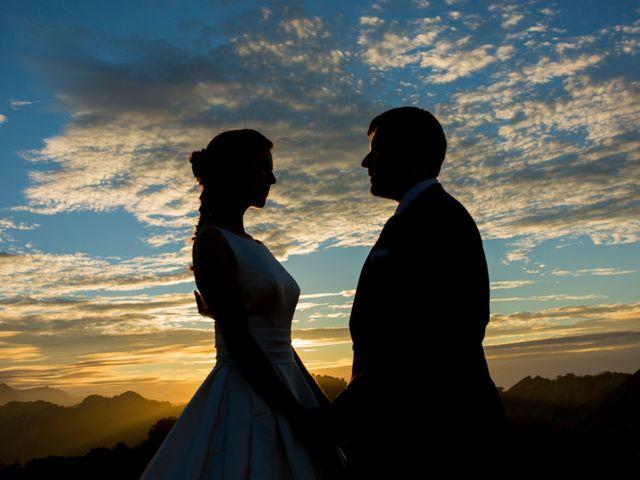 La boda de Manu y Claudia en Cangas De Onis, Asturias 23