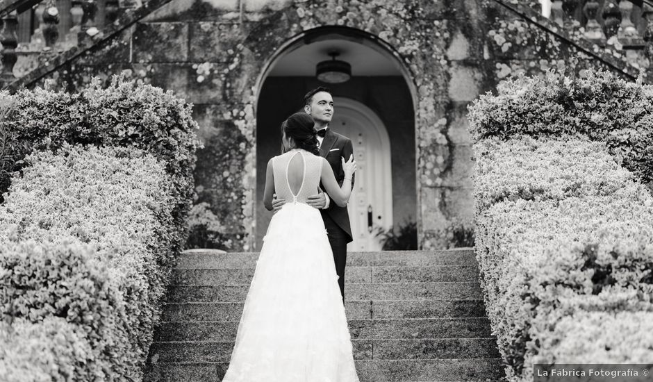 La boda de Victor y Rocío en Bueu (Meiro), Pontevedra