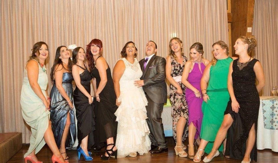 La boda de Ivan y Laura en Castalla, Alicante