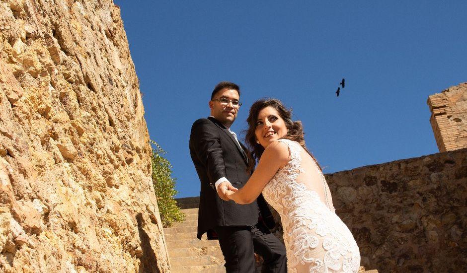 La boda de S.David y Maria en Catral, Alicante