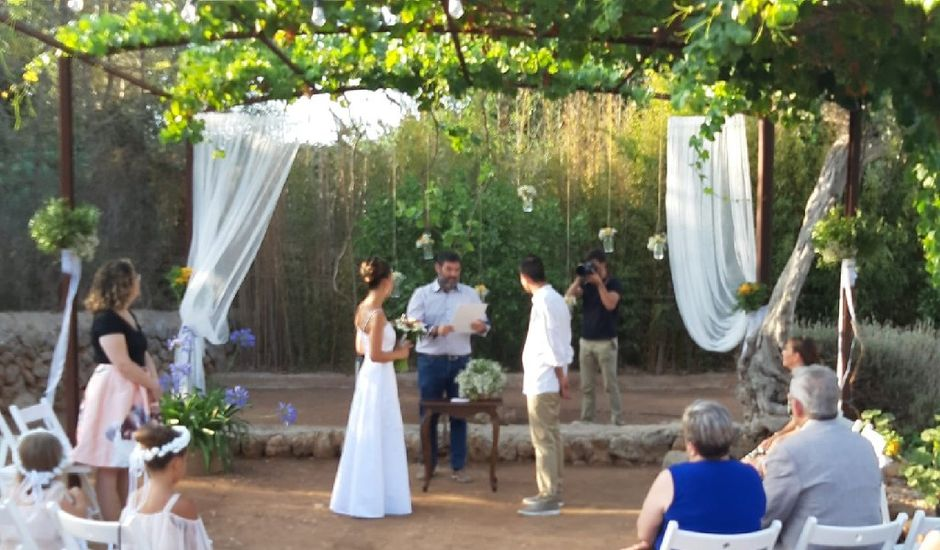 La boda de Biel  y Jero en Bunyola, Islas Baleares