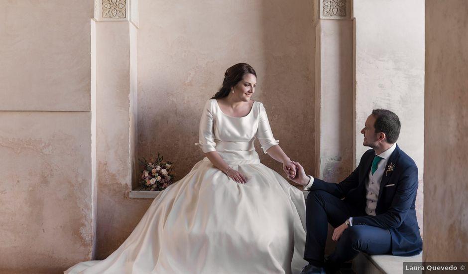 La boda de Alberto y Celina en Granada, Granada
