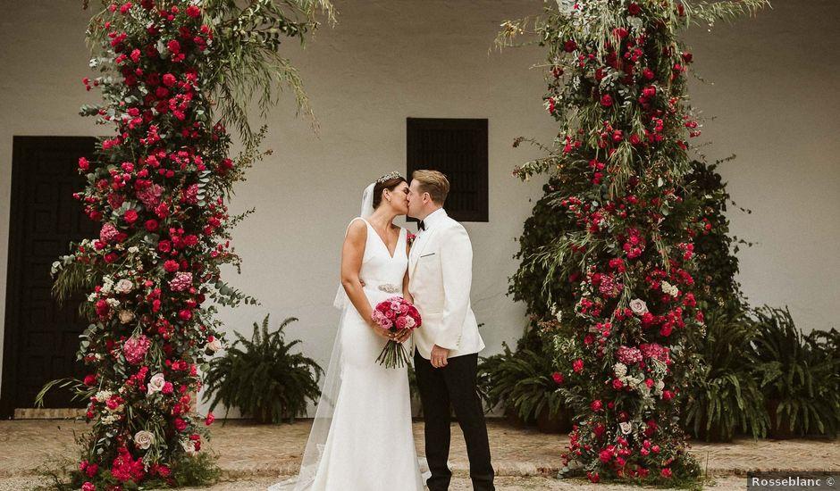 La boda de Neal y Jessie en Sevilla, Sevilla