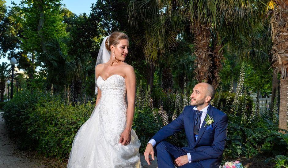 La boda de Álvaro y Gema en Almassora/almazora, Castellón
