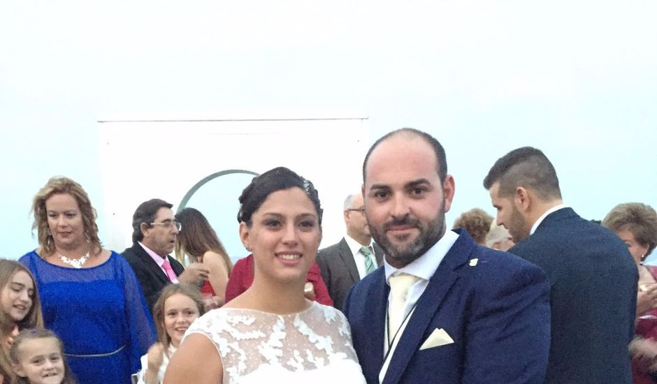 La boda de Cristina y Alejandro en La Ribera, Murcia