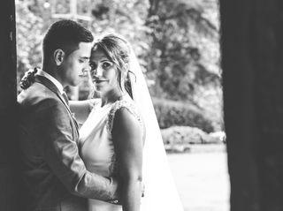 La boda de Sara y Endika 1