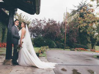 La boda de Sara y Endika 2