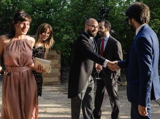La boda de Patricia y Luis 3