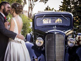 La boda de Araceli y Dani