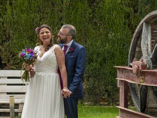 La boda de Fernando y Frida