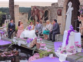 La boda de Zoe y Óscar 2