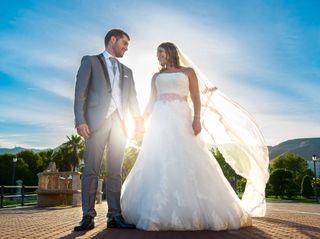 La boda de Gisel y Miguel Ángel