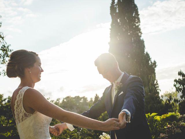 La boda de Shirley y Dave