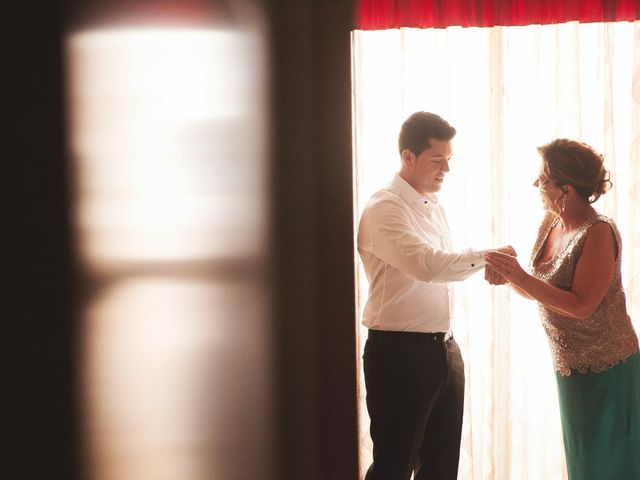La boda de Sergio y Stefania en El Puig, Valencia 36