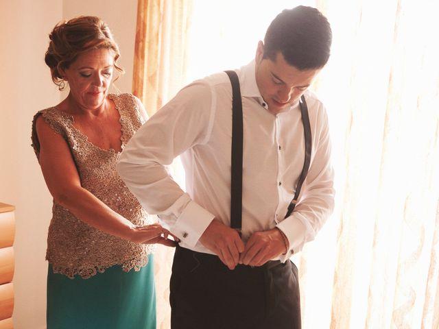 La boda de Sergio y Stefania en El Puig, Valencia 37