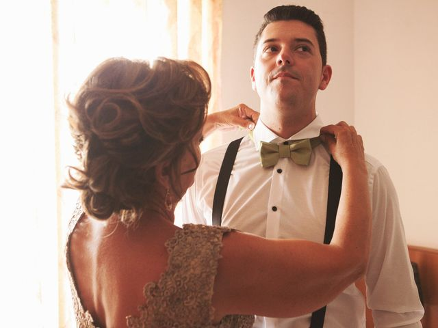 La boda de Sergio y Stefania en El Puig, Valencia 39