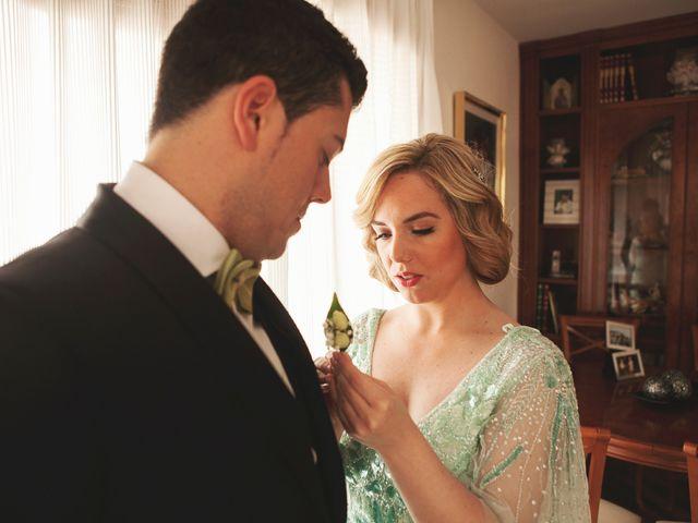 La boda de Sergio y Stefania en El Puig, Valencia 43