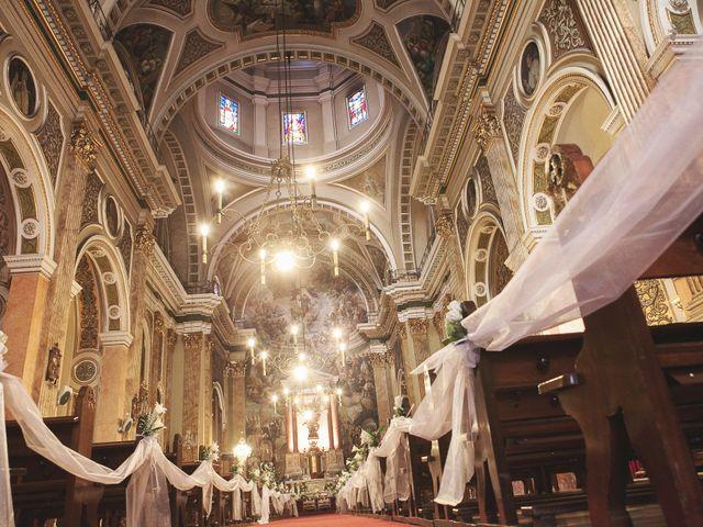 La boda de Sergio y Stefania en El Puig, Valencia 48