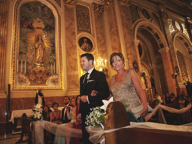 La boda de Sergio y Stefania en El Puig, Valencia 51