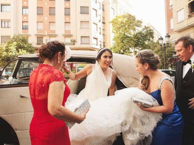 La boda de Sergio y Stefania en El Puig, Valencia 52