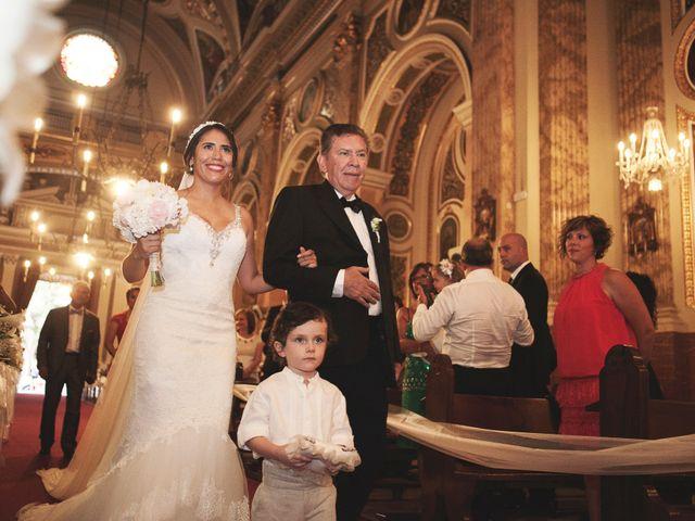 La boda de Sergio y Stefania en El Puig, Valencia 53