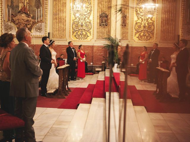 La boda de Sergio y Stefania en El Puig, Valencia 55