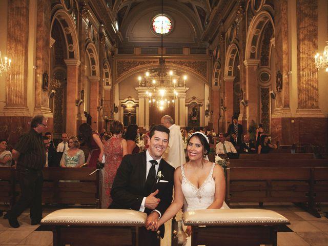 La boda de Sergio y Stefania en El Puig, Valencia 56