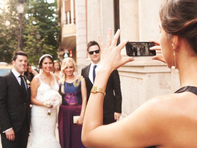 La boda de Sergio y Stefania en El Puig, Valencia 59