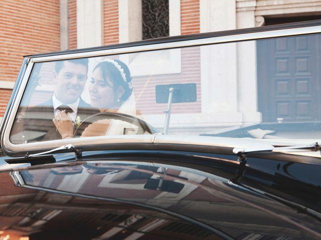 La boda de Sergio y Stefania en El Puig, Valencia 63