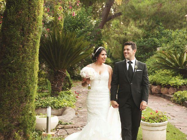 La boda de Sergio y Stefania en El Puig, Valencia 65