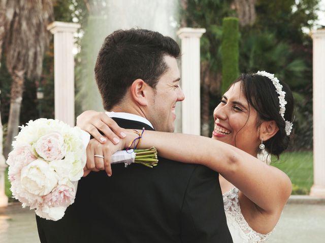 La boda de Stefania y Sergio
