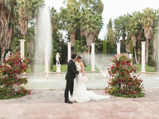 La boda de Sergio y Stefania en El Puig, Valencia 66
