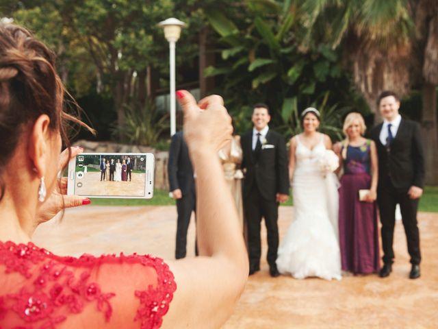 La boda de Sergio y Stefania en El Puig, Valencia 67