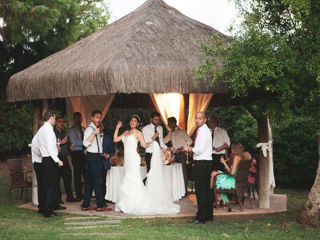 La boda de Sergio y Stefania en El Puig, Valencia 68
